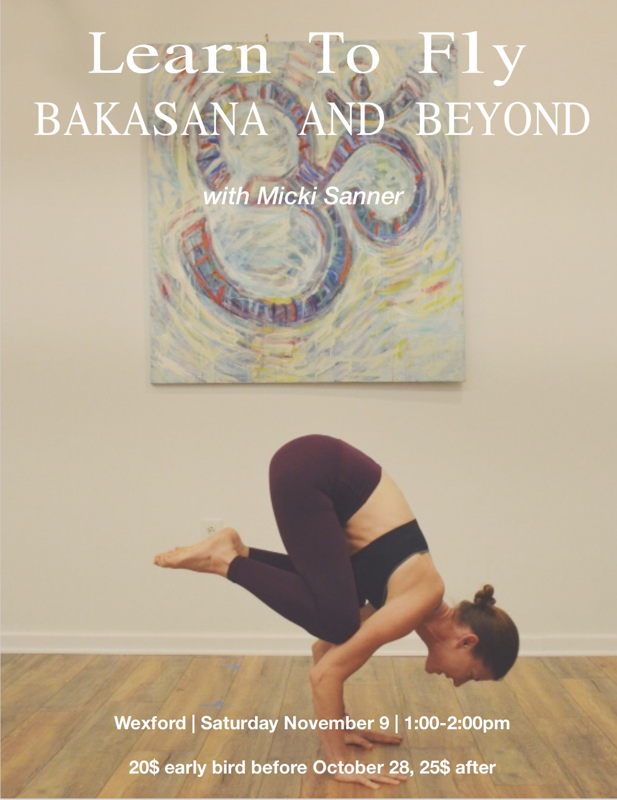 Bakasana Workshop