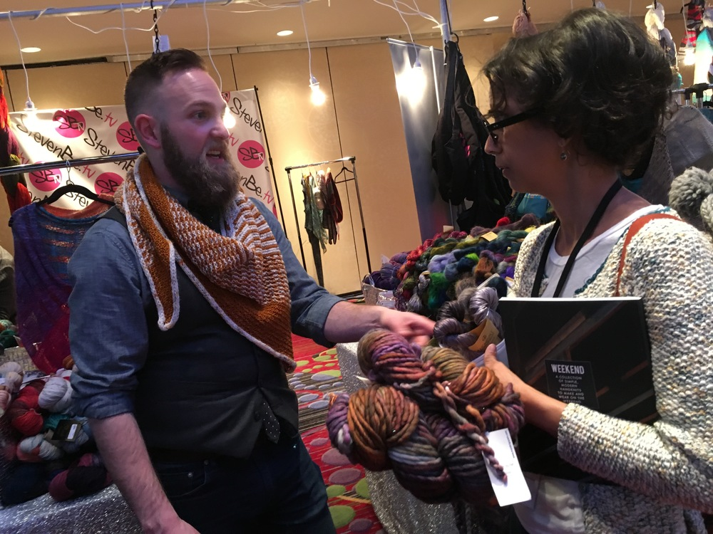 Knitting In The City Vk : Vogue knitting live nyc 2016 u2014 jen geigley