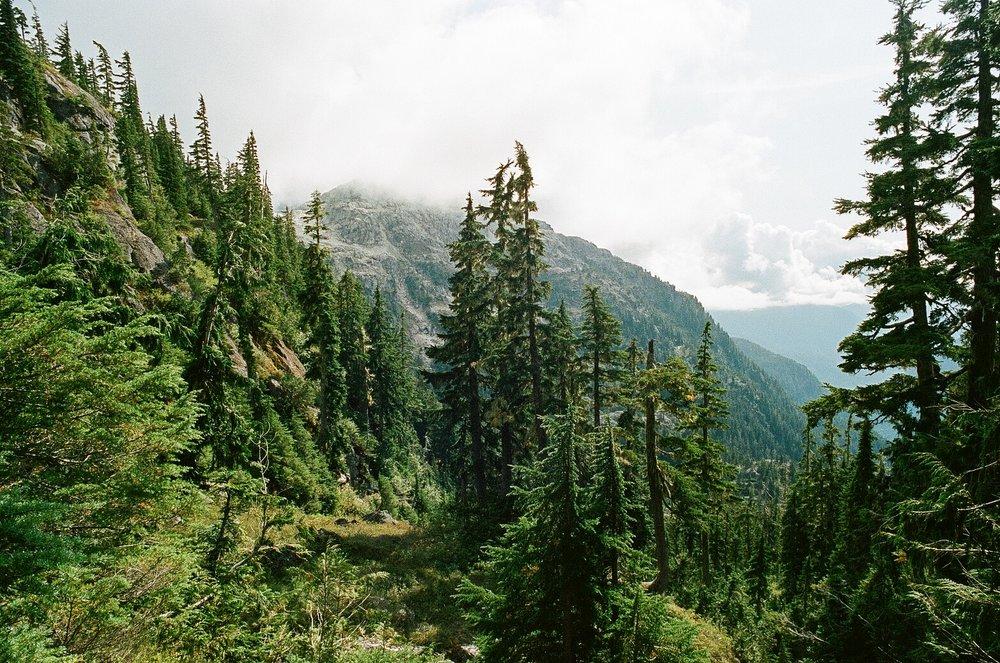 Double DIP - Hiking to Cream Lake