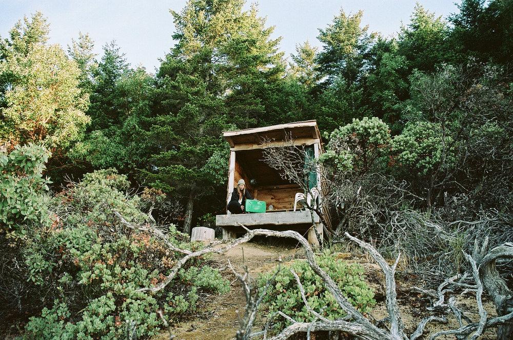 ISLAND TO ISLAND - Camping on the bluffs of Galiano Island