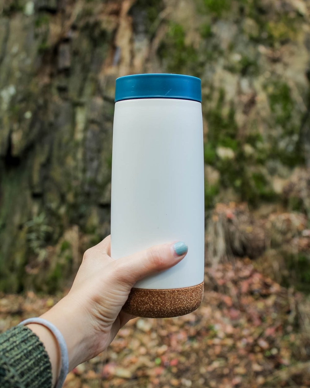Travel tumbler from Ello Products available at Target | tintedgreenblog.com