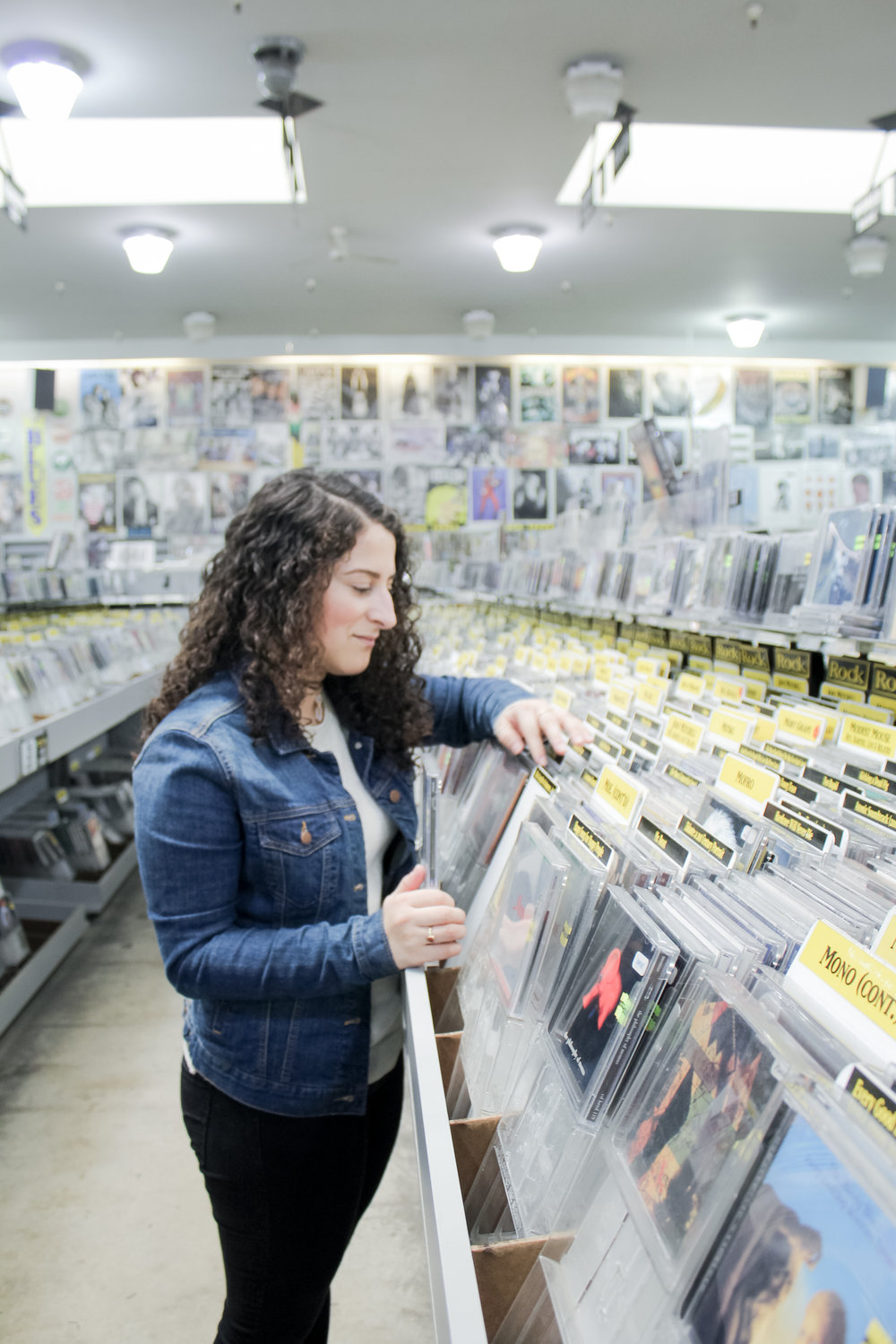 Amoeba Music Store in the Haight-Ashbury neighborhood of San Francisco | Tinted Green
