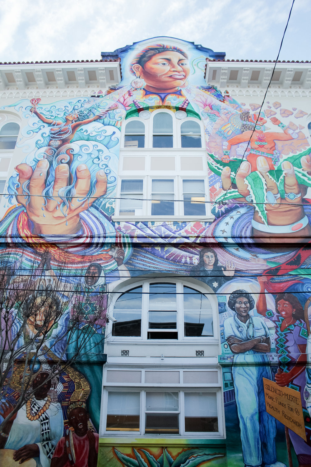 The Women's Building in San Francisco's Mission District | tintedgreen