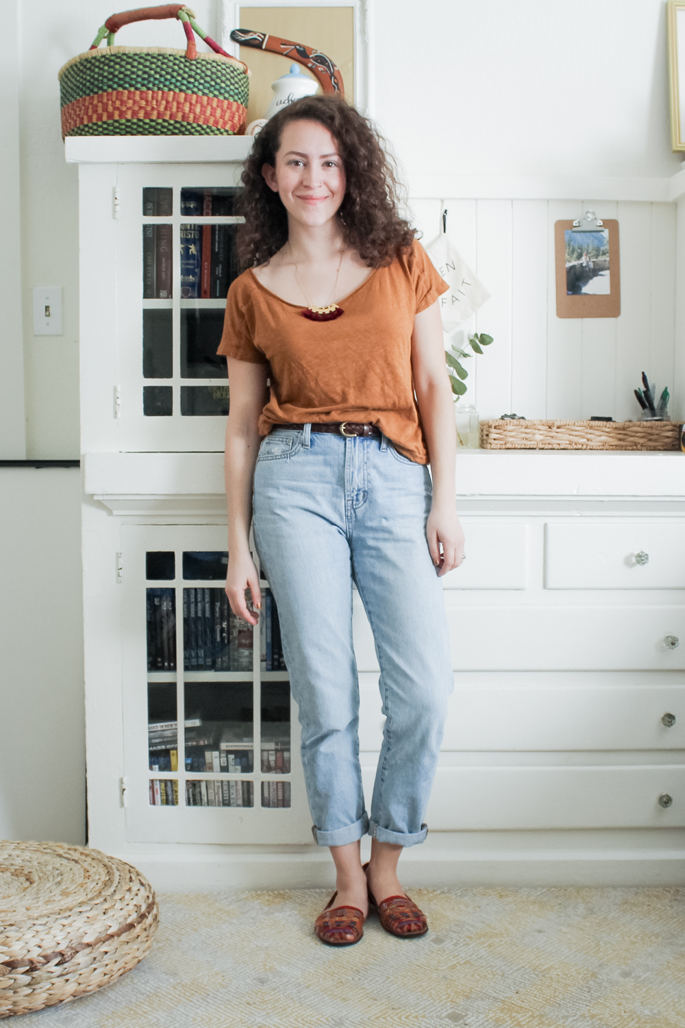 madewell perfect summer jean outfit | tintedgreen