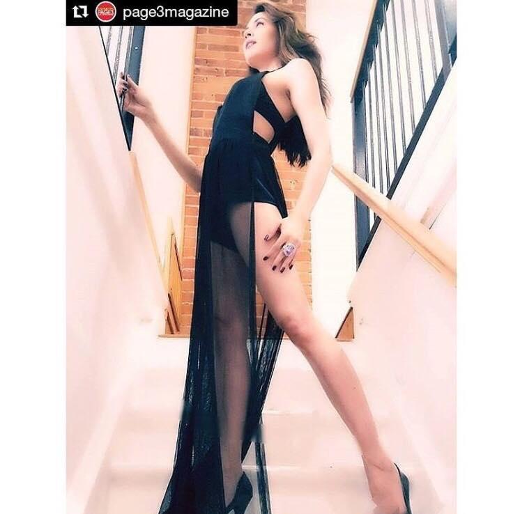 Sabina Pasha (Model)