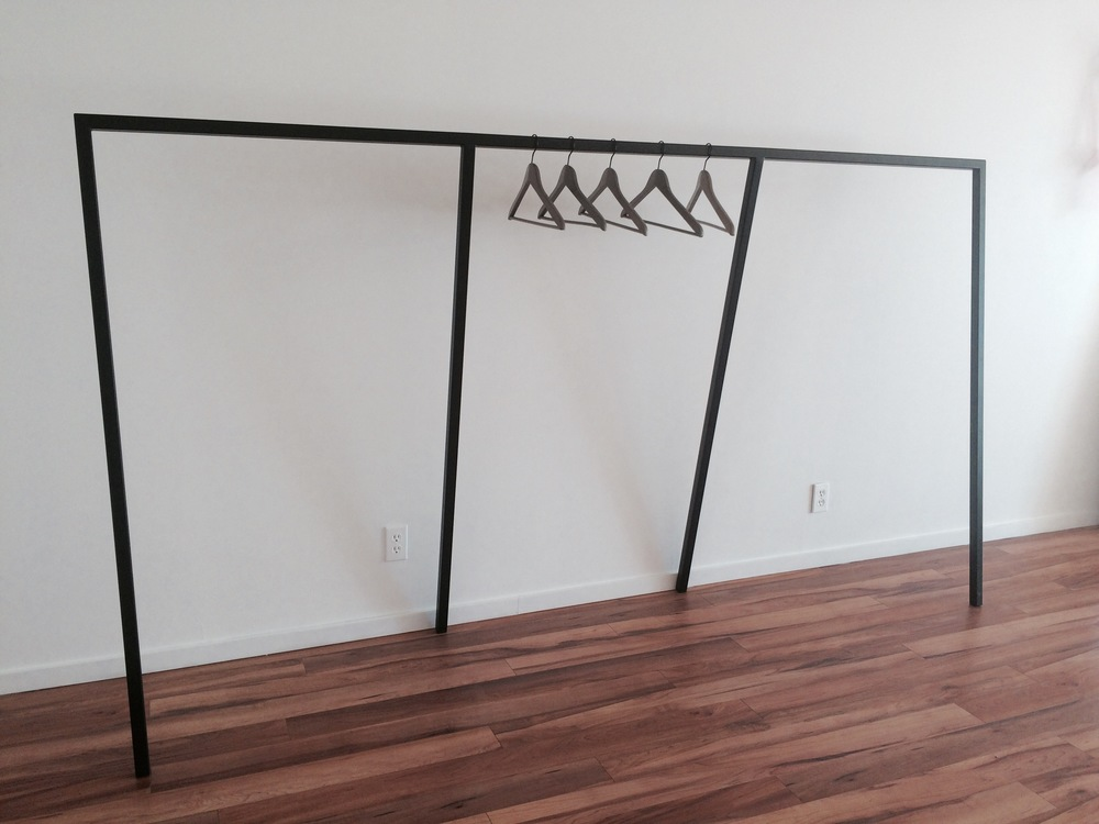 Large Clothing Rack