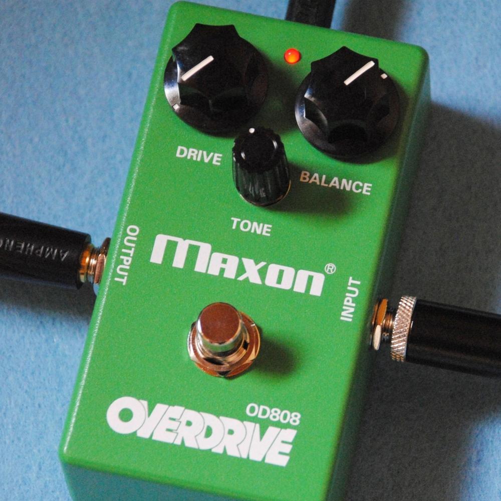 Maxon OD808 im Test
