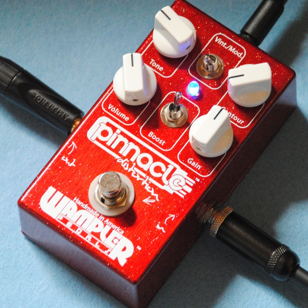 Wampler Pinnacle Distortion im Test