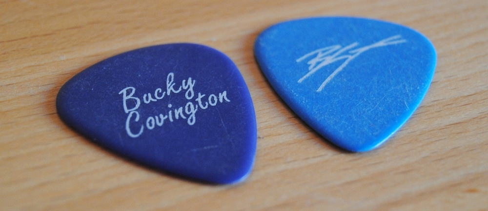 Dunlop Gator Grip Bucky Covington Signature