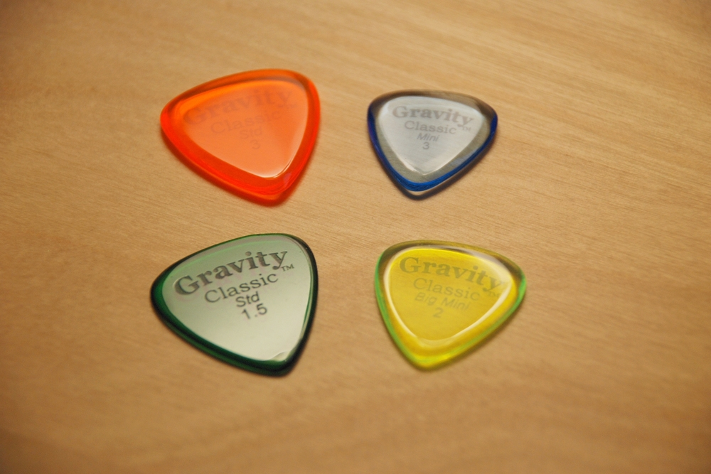 Gravity Picks Classic im Test
