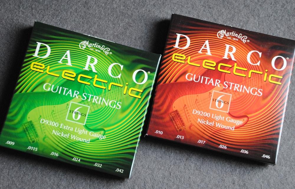Darco by Martin E-Gitarren-Saiten im Test