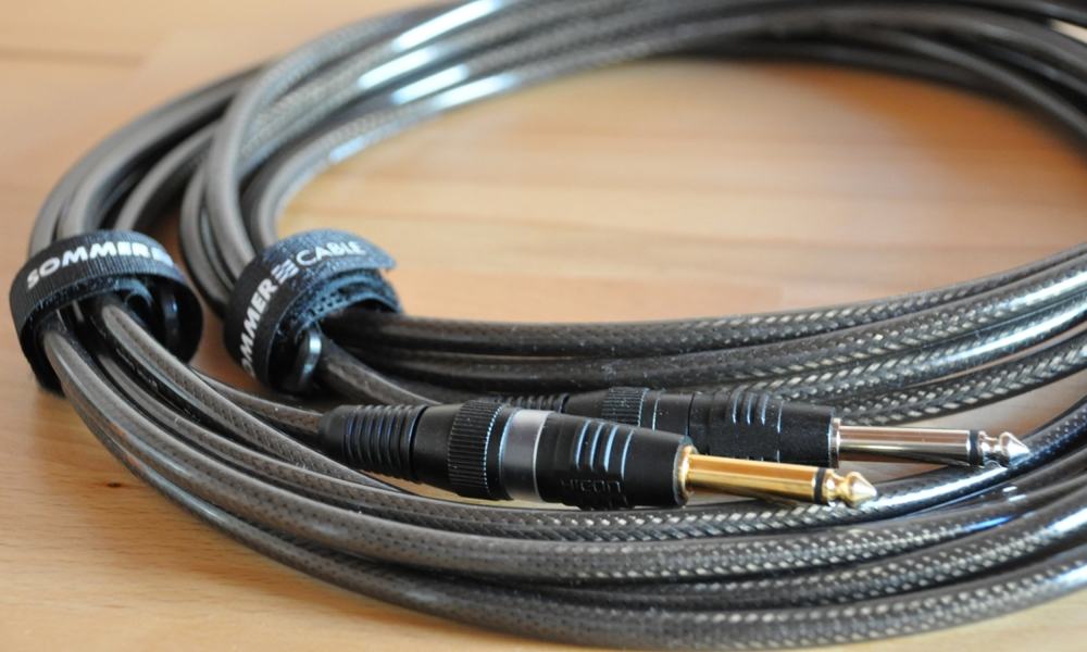 Gitarrenkabel im Test: Sommer Cable The Spirit XXL