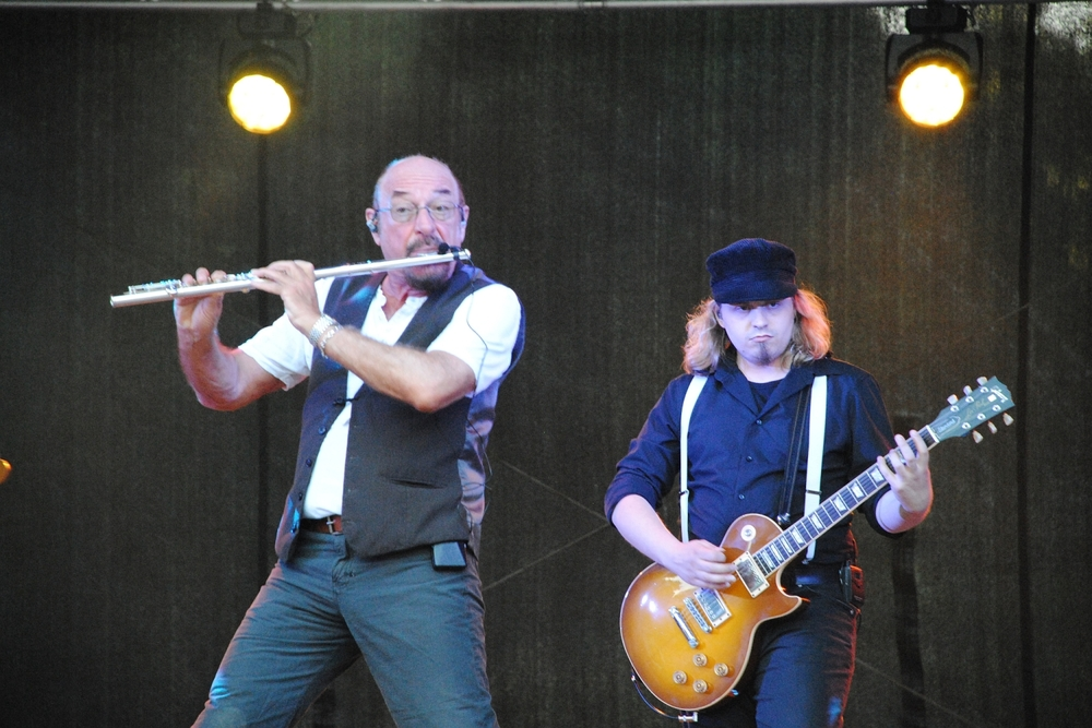 Jethro Tull's Ian Anderson Live in Trier