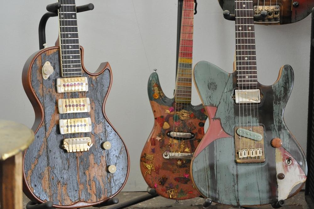 Spalt Gitarren