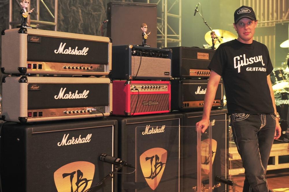 Joe Bonamassa – Gitarrenheld, Sammler und absoluter Gearhead