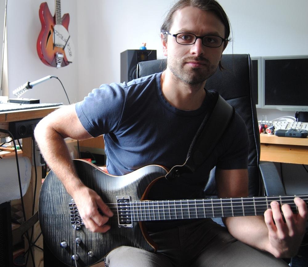 Dave Sustain - Gitarrist und Gitarrentechniker aus Münster