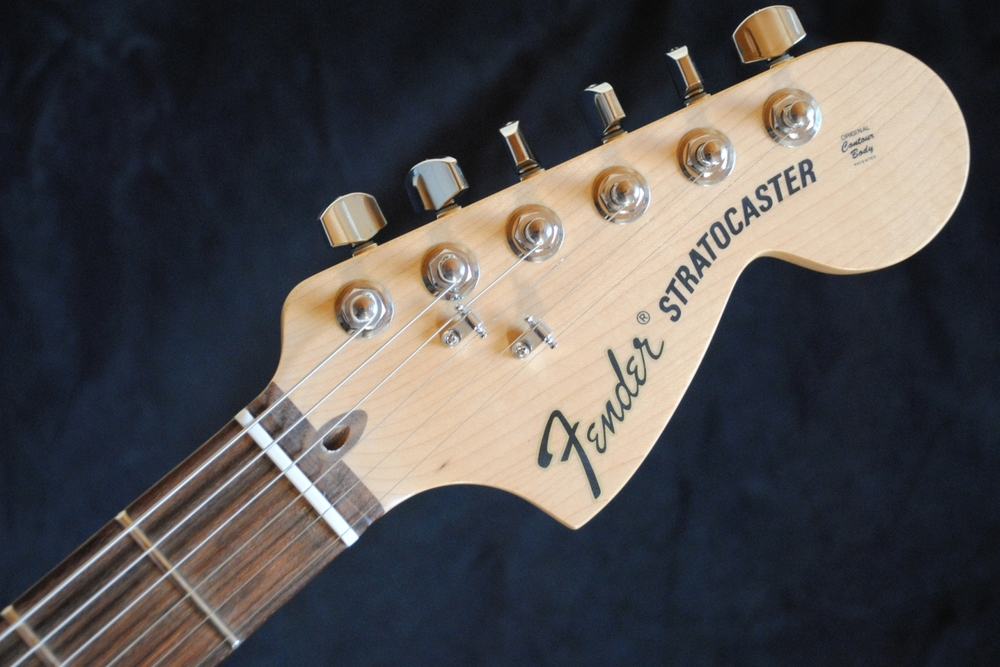 Fender American Special Stratocaster HSS im Test