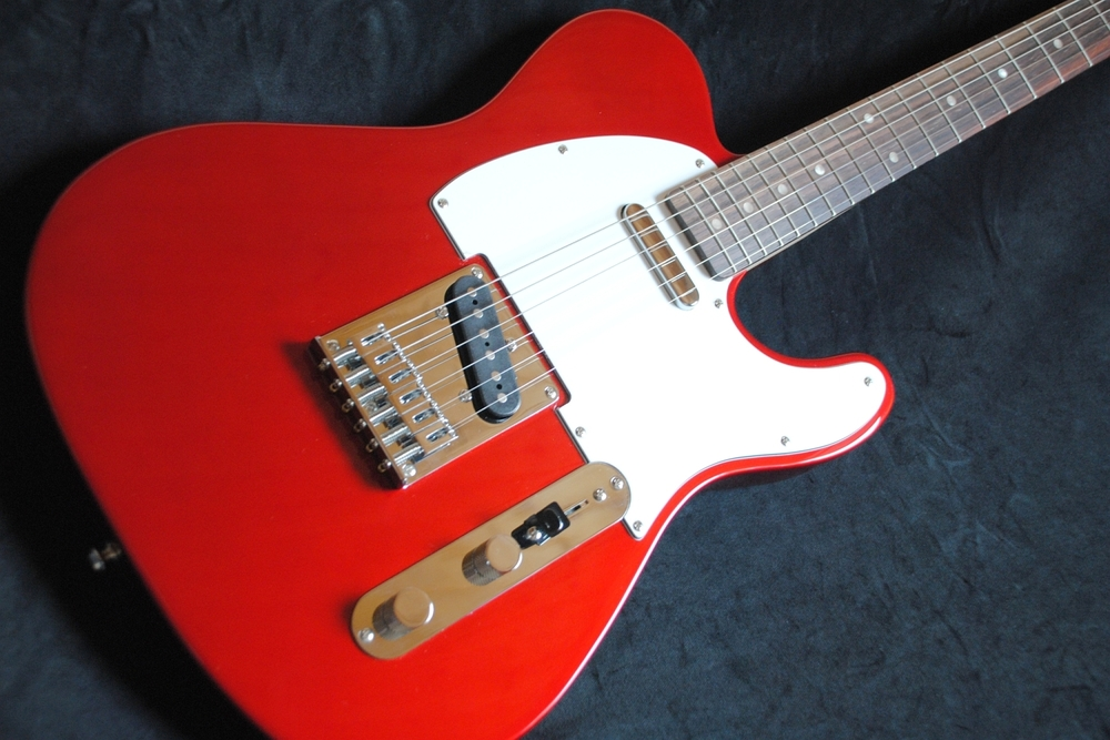 Squier Affinity Telecaster im Test