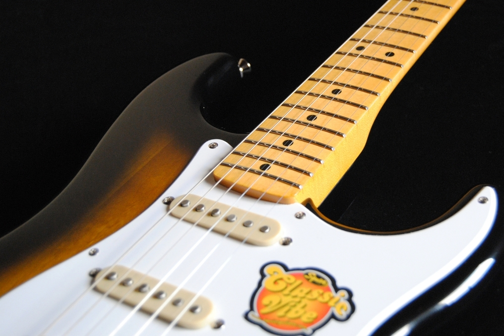 Squier Classic Vibe Stratocaster 50's im Test