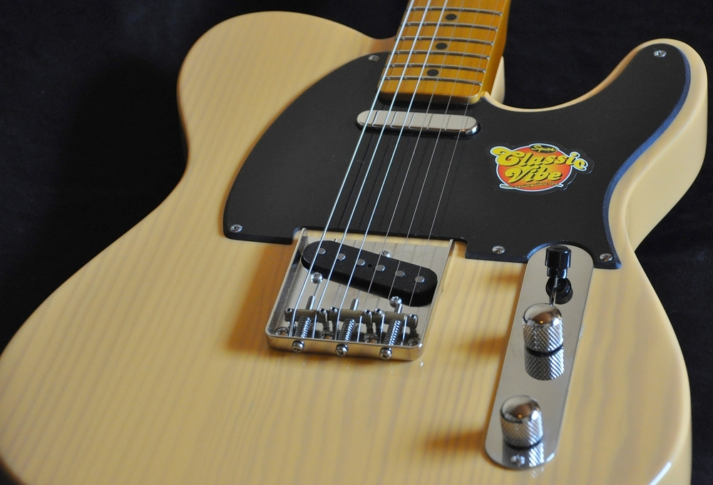 Squier Classic Vibe Telecaster 50's im Test