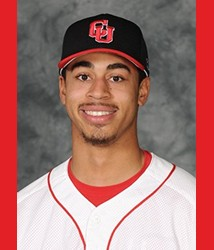 Andre Jones-CalU Baseball