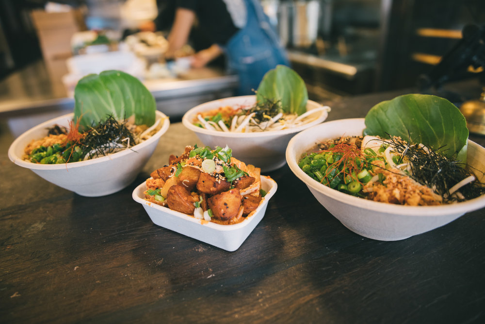 I Like Ramen's all-vegan menu offering is soon to be a permanent fixture of Fortitude Valley's dining scene. Photo: Simon Kim.