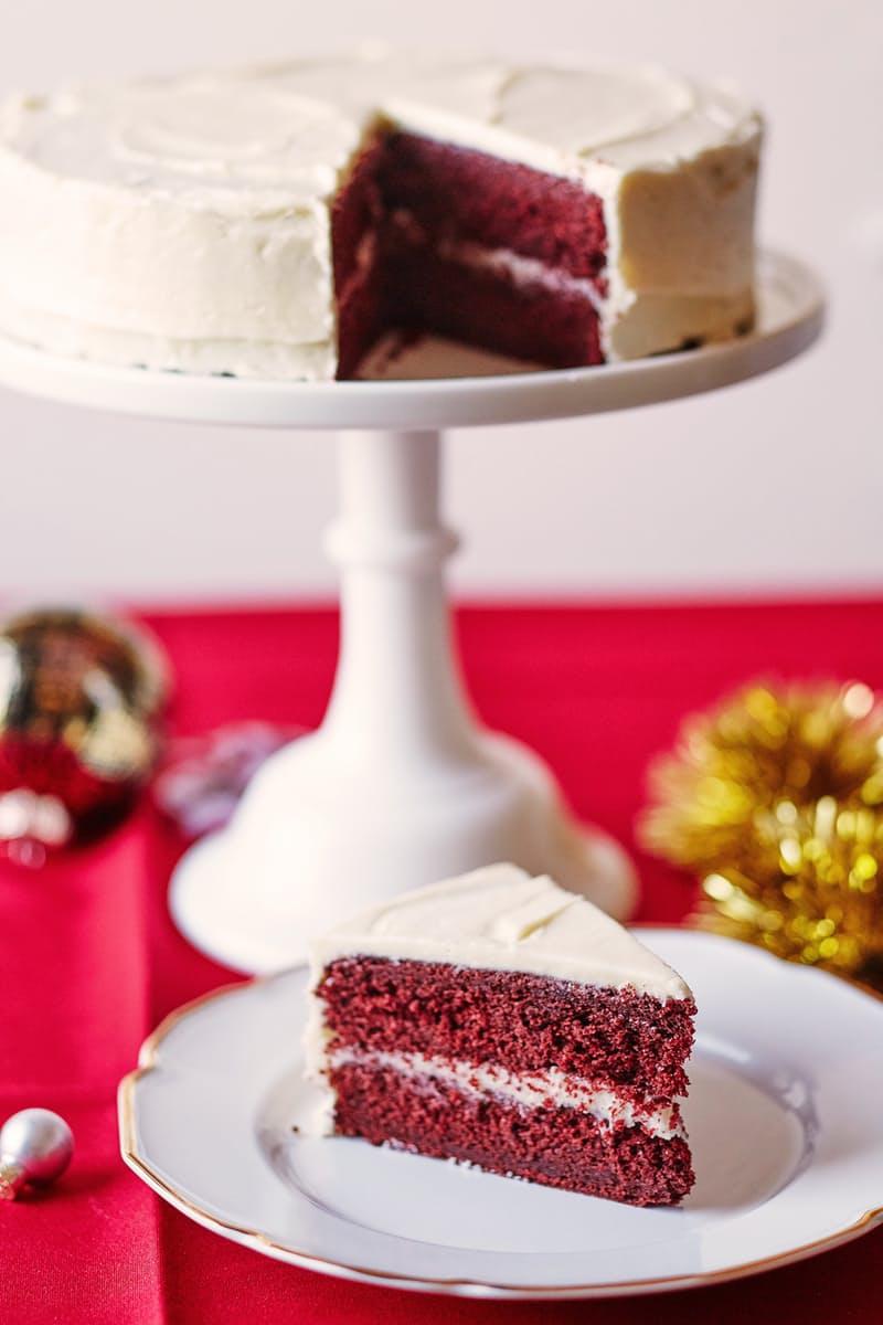 Annabelle Chapple Red Velvet Cake