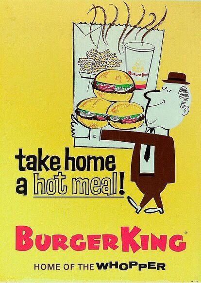 Annabelle Chapple Burger King
