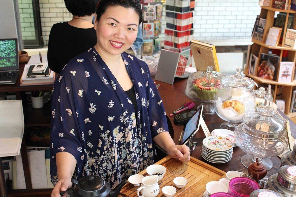 Sinmei Tea Annabelle Chapple