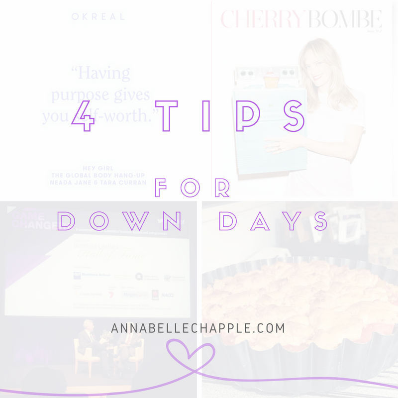 Annabelle Chapple Tips