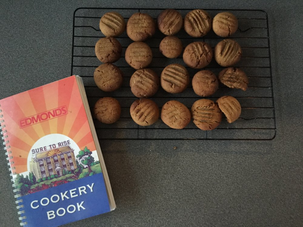 Edmond's Baking Annabelle Chapple