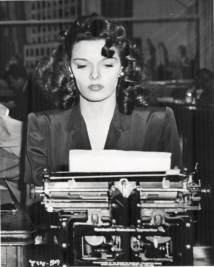 Typewriter Annabelle Chapple
