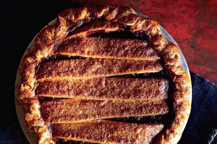Four and Twenty Blackbirds pie recipe
