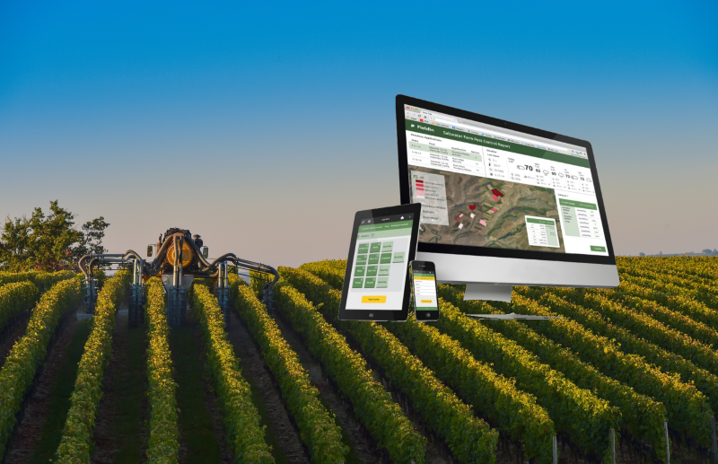 Farm Management Solution Designed by Growers