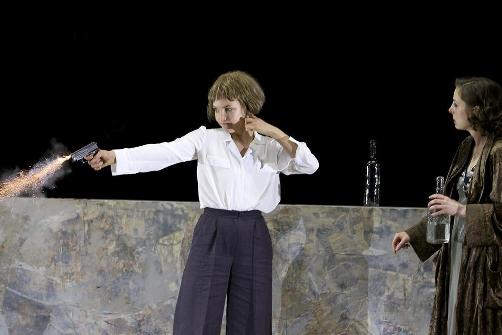 Willkommen in Deutschland - Schauspiel Frankfurt