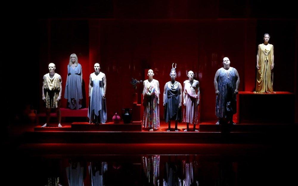 Iphigenie - Schauspiel Frankfurt