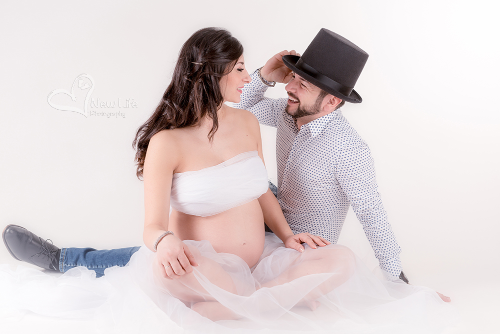 New Life Photography Biel/Bienne - fotoshooting grossesse - mate