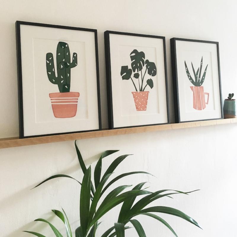 plant prints