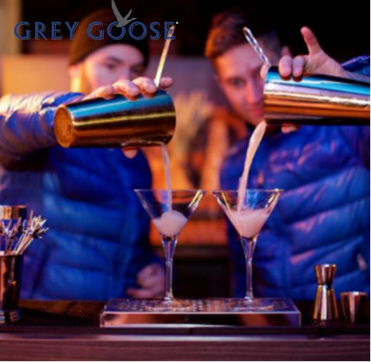 Grey Goose: Brand strategy, Global Influencer Marketing, Partnerships, Entertainment marketing