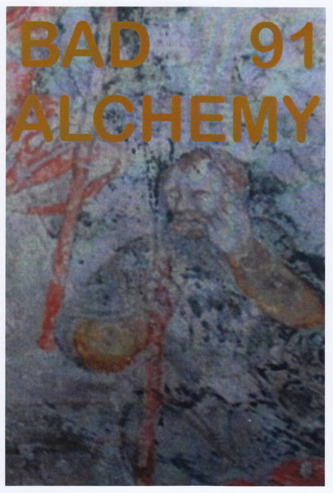 Bad Alchemy 91 - James Batty
