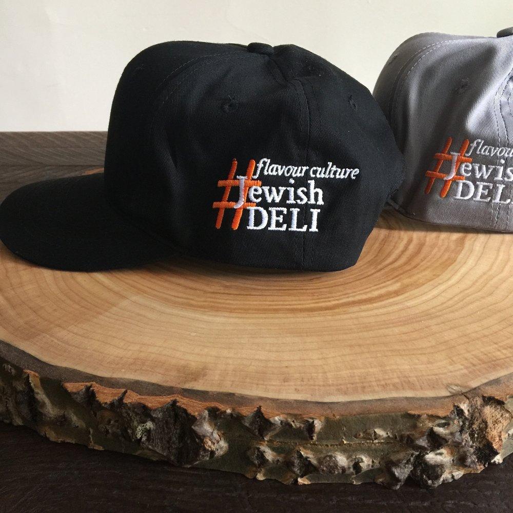 Jewish Deli Hats