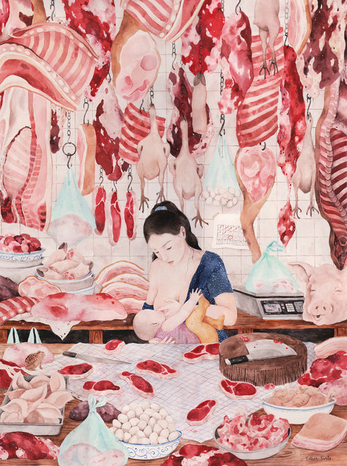 Butchershop Bliss - Esther Sarto.jpg
