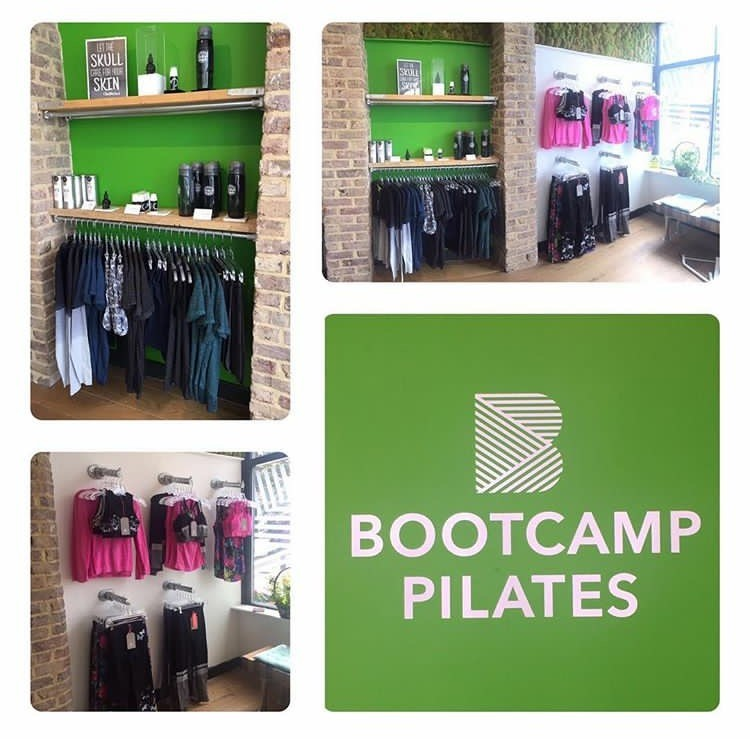 BOOTCAMP PILATES