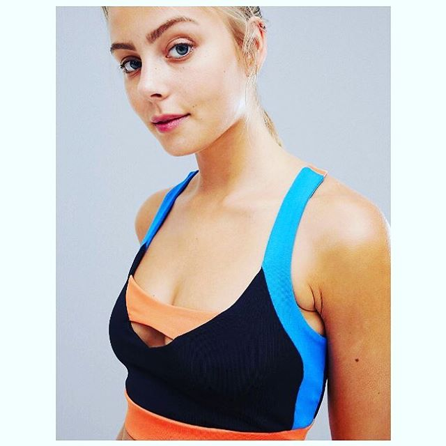 Live on @asos now our Blondie colour pop sports bra check it out. Search @kisaiya . . . . . . . . #kisaiya #ss18 #asos  #sports #fitness #health  #training #love #exercise #instasport #sporty #workout #cardio  #training #photooftheday #active #strong #motivation  #sportswear #fun #instagood #yoga #london #shoreditch #yogachallenge #yogaeverywhere #instasport #summer  #fashion #health