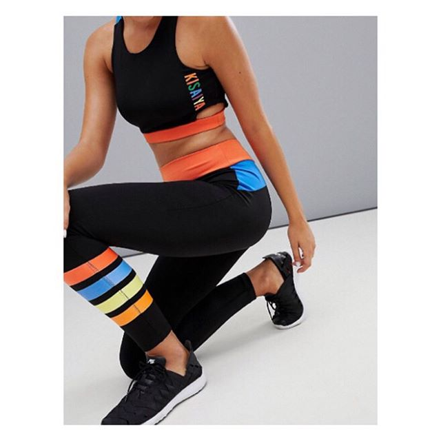 Live on @asos now search kisaiya. All styles discounted on Asos outlet! . . . . #kisaiya #ss18 #asos  #sports #fitness #health  #training #love #exercise #instasport #sporty #workout #cardio  #training #photooftheday #active #strong #motivation  #sportswear #fun #instagood #yoga #london #shoreditch #yogachallenge #yogaeverywhere #instasport #summer  #fashion #health @kisaiya