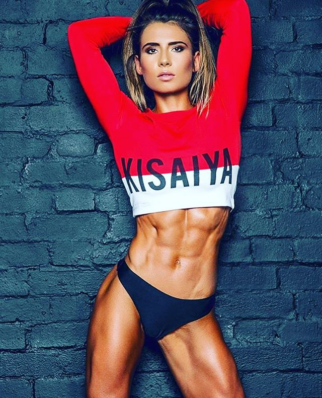 Check out the October issue of @muscle_and_fitness_uk, loving this shoot 📷 credit @matt__marsh  @susanoore you look amazing in @kisaiya 👌 Available now & discounted on @asos outlet . . . . . . . . . #kisaiya #ss18 #asos  #sports #fitness #health  #training #love #exercise #instasport #sporty #workout #cardio  #training #photooftheday #active #strong #motivation  #sportswear #fun #instagood #yoga #london #shoreditch #yogachallenge #yogaeverywhere #instasport #summer  #fashion #health