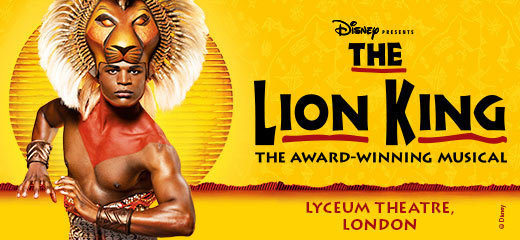 Event Squared is offering discounted tickets to Lion King