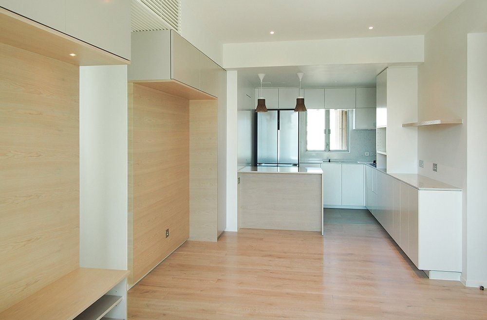 Ho Man Tin Apartment
