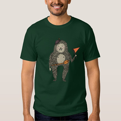 Men's Sasquatch Tee • $26.80