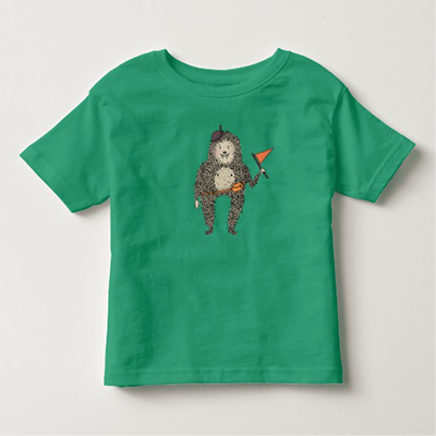 Kid's Sasquatch Tee • $19.70